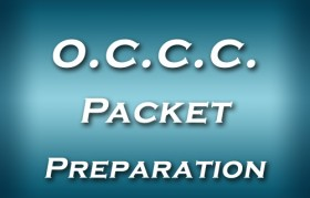 OCCC Packet Preparation